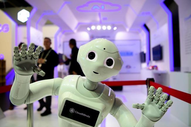 機器人原是為人類服務,卻被不法分子用來撥出騷擾電話。(Getty Images)