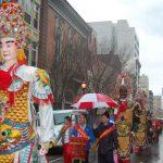 費城猴嶼文化節 華埠「遊神」吸睛