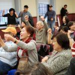 歡迎韓國瑜 波城僑民期盼中有焦慮