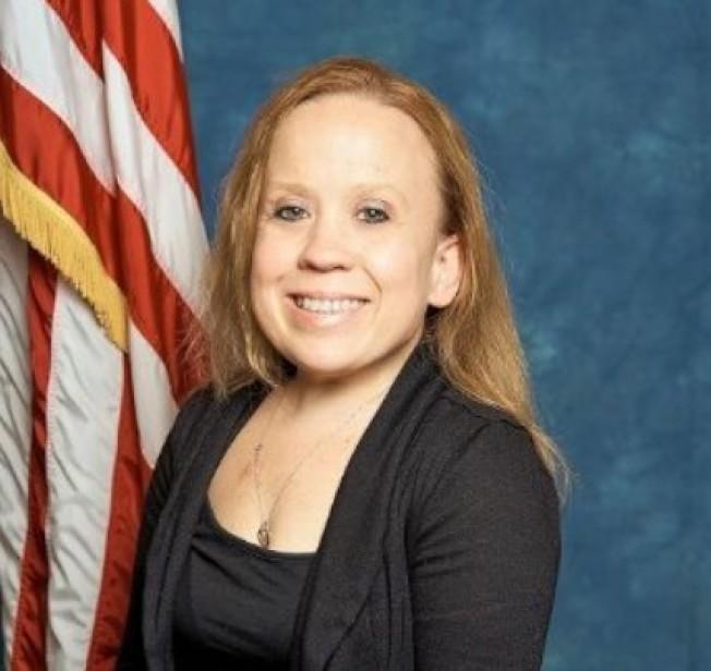 白宮人事安全室主管翠西亞‧紐波德,檢舉白宮用人有嚴重安全缺失。(取自推特)
