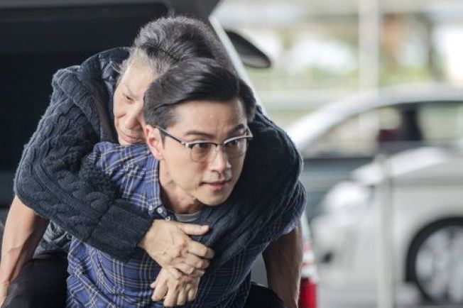 在芝城亞洲躍動電影節放映香港電影「大手牽小手」,十分感人。