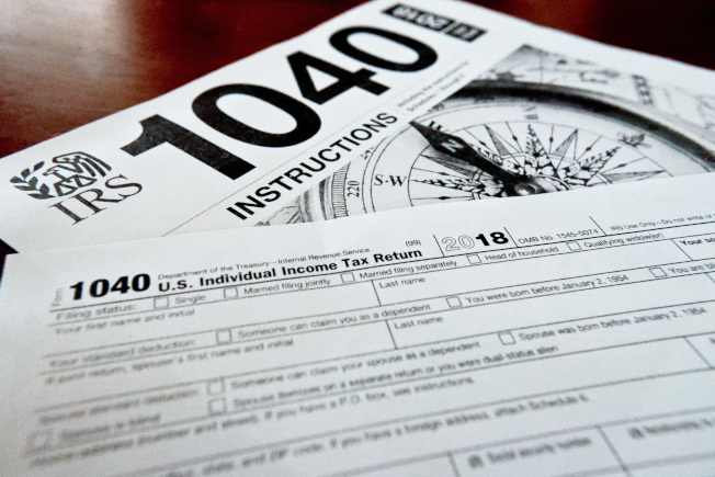 为了尽可能少缴税,美国民众在列举扣除项目时无所不用其极。(美联社)