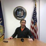 劉醇逸:反廢SHSAT 在州參議會成少數