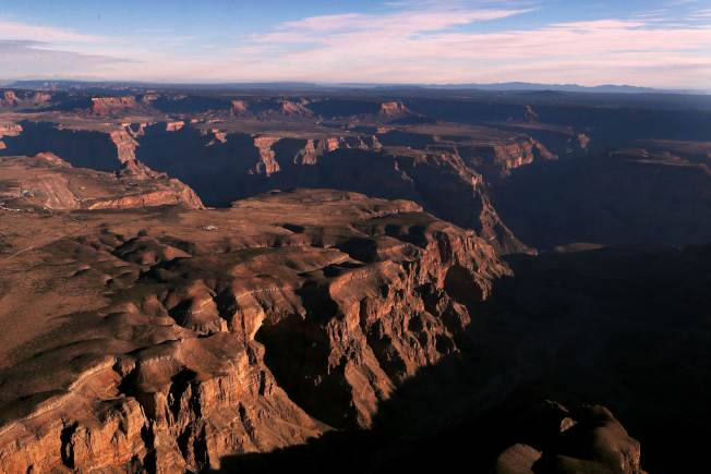 美國大峽谷過去八天發生三起死亡案件。Getty Images