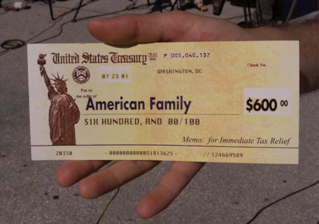 多達790萬名納稅人去年獲退稅,但今年卻要補稅。(Getty Images)