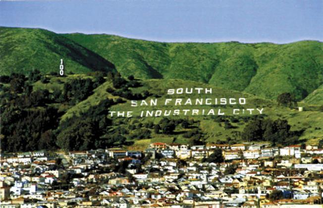 「南舊金山市」(South San Francisco)被視為舊金山的最佳通勤城市,從這裡開車到舊金山,只需27分鐘。(Getty Images)