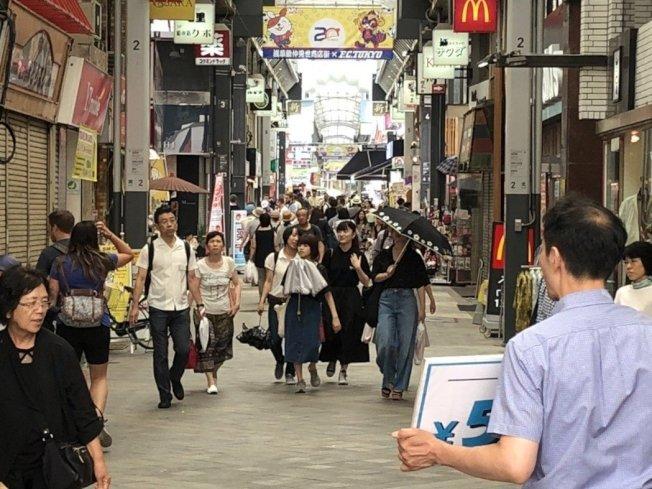 高回报率是吸引众多大陆民众快速入手东京房产的原因。 报系资料照