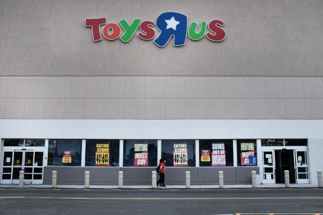 年輕人晚婚且孩子生得少,玩具相關產業面臨重創。(Getty Images)