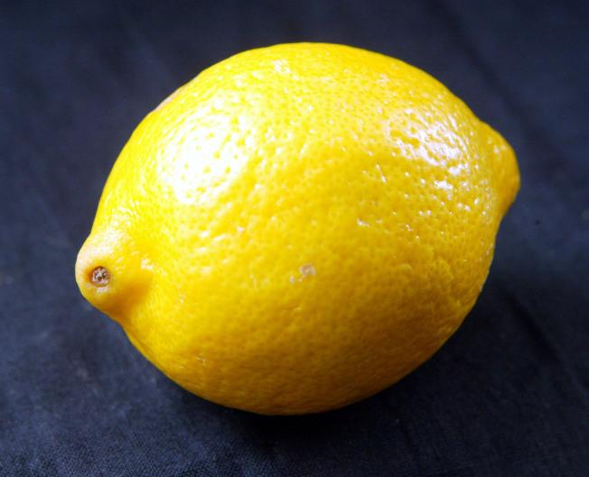 檸檬。(本報資料照片)