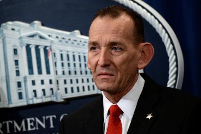 川普總統對國安部展開人事大整肅。不但國安部長尼爾森被逼辭職,負責總統等領導人安全的特勤局長阿利斯也被開革。(路透)