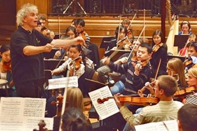 柯蒂斯音樂學院小提琴教學課程。(學院官網)