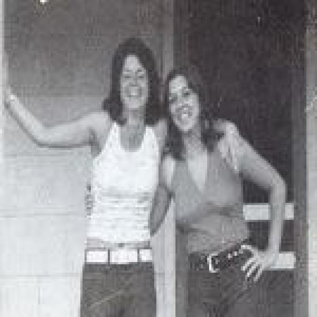 1973年6月,圖中這兩名19歲大學生在維州維吉尼亞灘被人謀殺。(維吉尼亞灘警局)