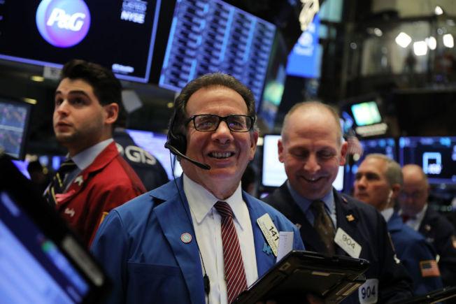 經濟走穩,失業率下降,就業市場蓬勃。(Getty Images)