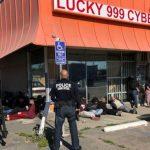 聖塔安那警方突檢非法聚賭網咖