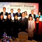 美南婦女論壇 募款保護女性