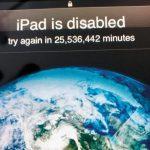 作家iPad被鎖48年 推友協助復活
