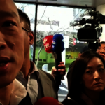 韓國瑜抵波城  不畏酸言「盡量來,我等著」