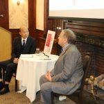 韓國瑜哈佛演說:台灣領導人最大挑戰是維持兩岸和平