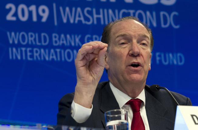世银促中国提高债务透明度