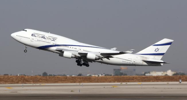 以色列航空公司(El Al)一名空姐上月底感染麻疹,她在紐約飛往特拉維夫的航班上值勤,因病情嚴重而住院治療。(Getty Images)