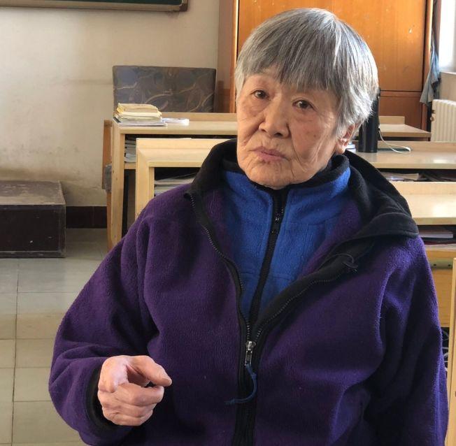 吴青说,妈妈对自己的影响太大了。(取材自微博)