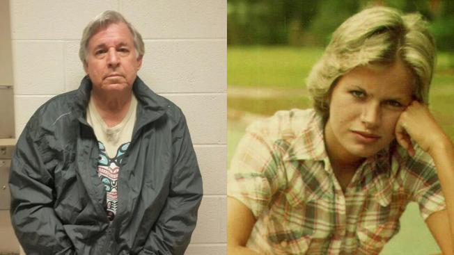 邁阿密女護士黛博拉.克拉克(右)1977年遇害。檢方歷經42年的追查,總算在12日將現年77歲的謀殺凶手、克拉克昔日的已婚秘密情人布萊格曼定罪(左)。(NBC邁阿密地方電視台截圖)
