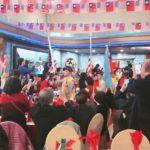 南加僑領遠赴波士頓 支持韓國瑜