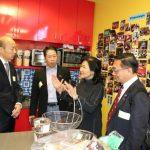 韓國瑜拜訪洛杉磯副市長 盼和高雄多往來