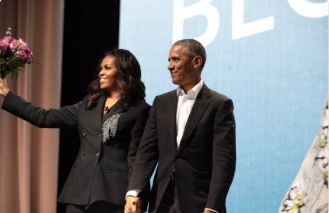 雙語|歐巴馬「妻管嚴」選總統門都沒有