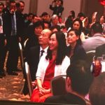 洛城僑胞高喊「選總統」  韓國瑜籲明年返台投票