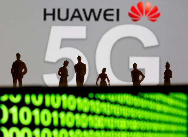 德國主管機關表示,如果華為滿足所有要求,就可以參與5G網路的開展。(路透)