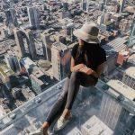 拍攝紐約美景  22歲女大生墜樓身亡