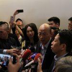 韓國瑜:僑胞熱情讓人感動