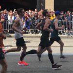 波士頓馬拉松開跑 肯亞選手秒數險勝