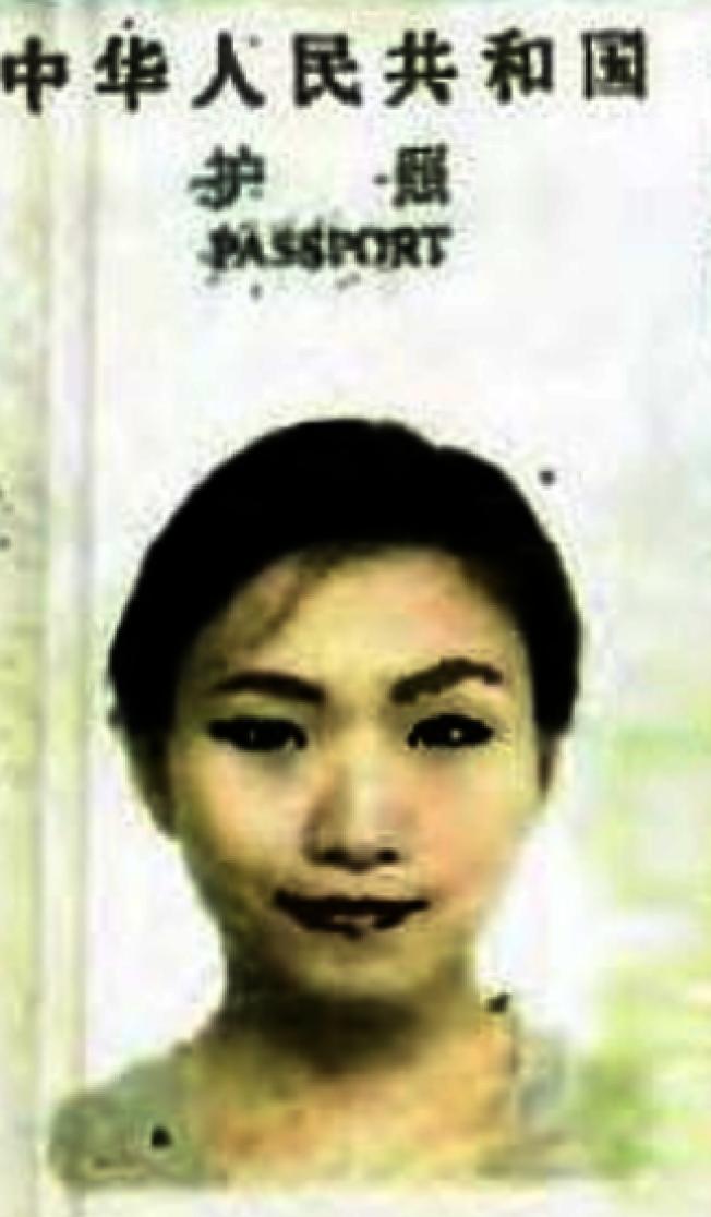 持中國護照的張玉婧上月獨闖海湖莊園被捕,繼續還押候傳。(法院文件)