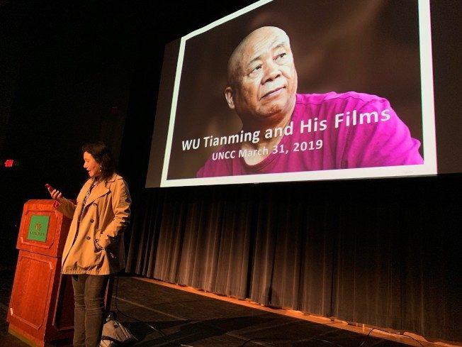南卡大戲劇專家葉坦談電影「變臉」