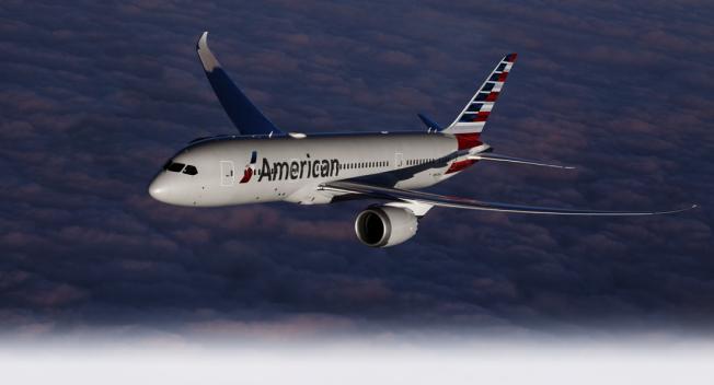 美國航空公司近日傳出將六名華人乘客趕下飛機的事件。(取自美航官網)