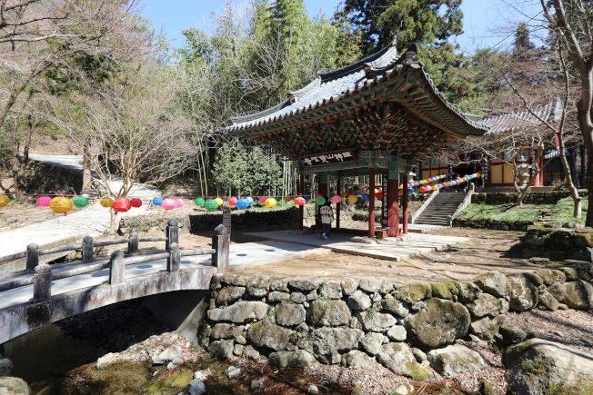 韓流新體驗 「寺廟寄宿」滌雜念
