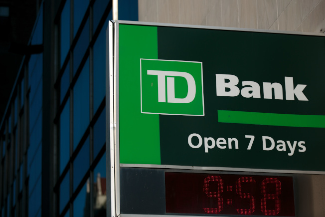 道明銀行連續第二年獲「金錢」雜誌選為最適宜長者的銀行。(Getty Images)