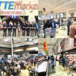 佛州Orlando樂天廣場超市寬敞亮麗 貨品齊全 理想大型超市