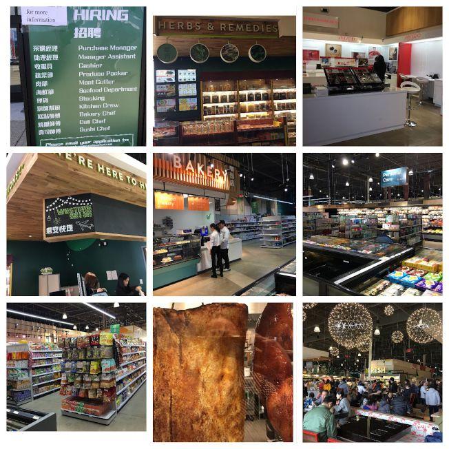 華夏連鎖超市試營業,提供您最安全/安心的食品/商品!