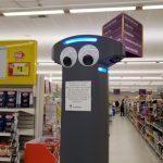 麻州連鎖超市超萌機器人…馬蒂上工