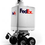 聯邦快遞送貨機器人 啟動測試