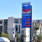 洛杉磯加油站 驚見1加侖破5元