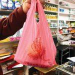 超市購物袋 擬收25美分