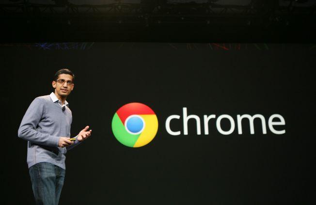 Chrome瀏覽器變身防毒軟體。(Getty Images)