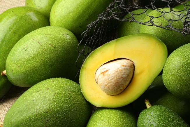 酪梨含糖量非常低,每半個約只含0.2克糖。(本報資料照片)