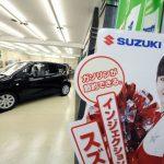 數據造假 鈴木將召回日本國內200萬輛車