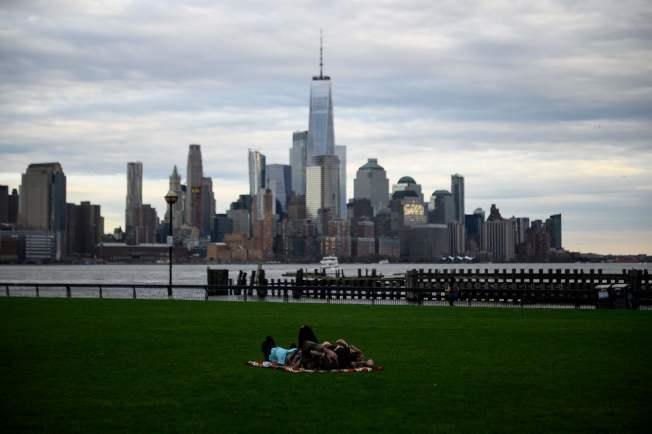 聯邦政府最新統計顯示,全美最大城紐約市人口減少,為逾10年來首見。Getty Images