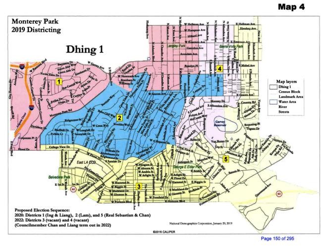 蒙市將從2020年開始採用全新的選區選舉形式。(取自市府官方網站)